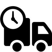 Versandabwicklung - Lieferzeiten und kosten