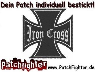 Kreuz Aufnäher Patches
